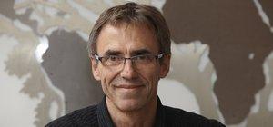 Manfred Bauer Geschäftsführer Fa. Kränzle
